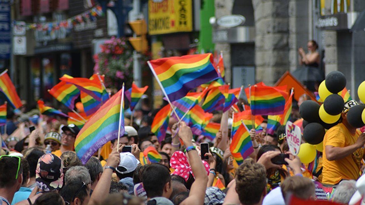 Afbeelding van Amsterdam is een van de lhbt-vriendelijkste steden. Maar al dat recente homogeweld dan?