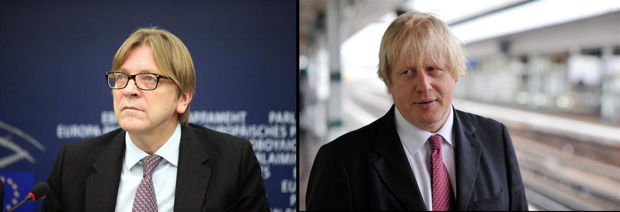 verhofstadt en johnson